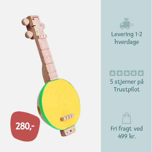 small guitar ad example