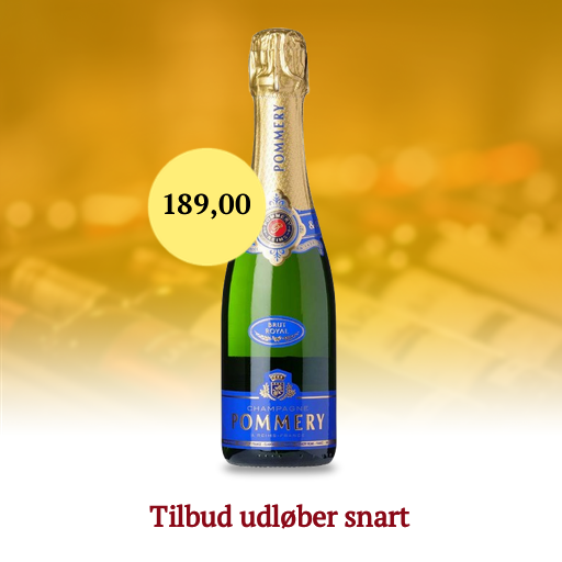 champagne ad example